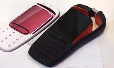 Китайские концептуальные телефоны с USB