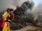 Хакеры и спамеры пытаются заработать на калифорнийских лесных пожарах