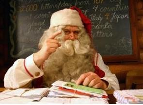 Канадские дети, написавшие Санта-Клаусу, получили непристойный ответ