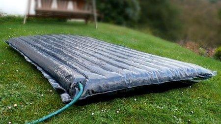Надувные солнечные панели от SolarStore