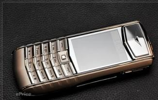 Дебют Vertu Ascent Ti