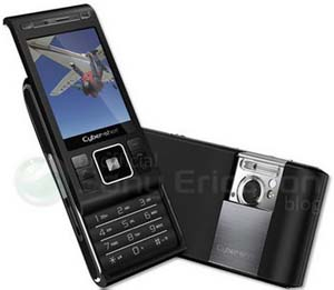 Sony Ericsson C905 Shiho - 8,1 мегапиксель