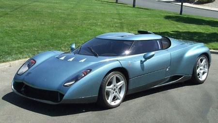 Lamborghini Zagato Raptor выставят на аукцион
