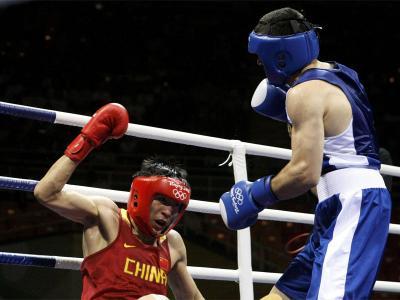 Пекин-2008: Бетербиева засудили в бою против китайца