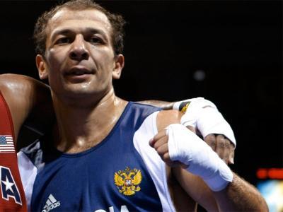 Пекин-2008: Баланов покидает Олимпиаду