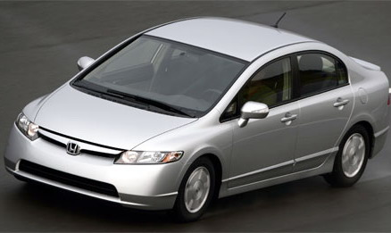 Honda дебютирует в Париже с новым гибридом