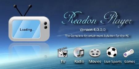 Readon TV Movie Radio Player 4.0.0.0 Final