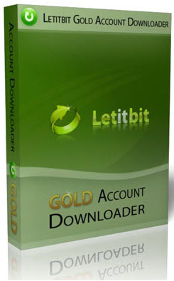 Letitbit Gold Account Downloader 1.2 Beta
