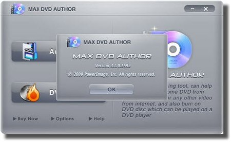 Max DVD Author v.3.2