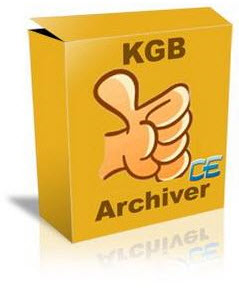 KGB Archiver 2.0.0.2 + language pack