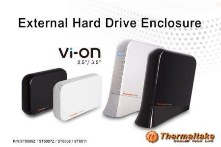 Кейсы для HDD в серии Vi-ON