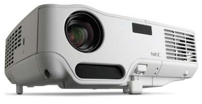 NEC: новые переносные проекторы премиум-класса