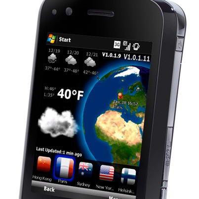 Acer запустит в 2009 году 10 телефонов