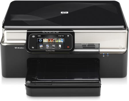 HP web принтер