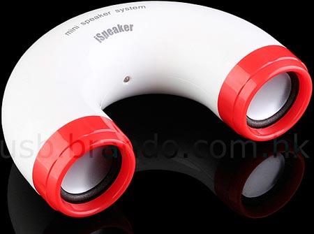 USB U-Tube i-Speaker
