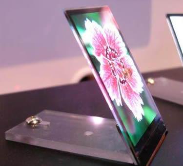 AMOLED LG для Nokia