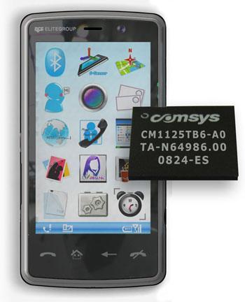 ECS WiMAX и 3G