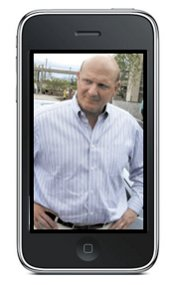 Стив Баллмер отобрал iPhone
