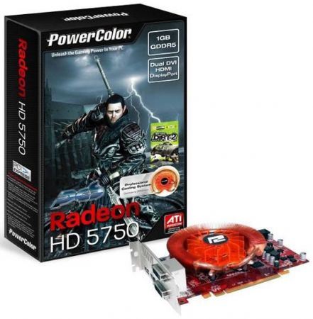 PowerColor PCS HD5750 Premium Edition