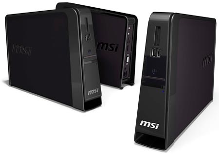 MSI Wind Box DE200 и DC200