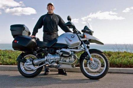 Мотоциклы с ночным видением