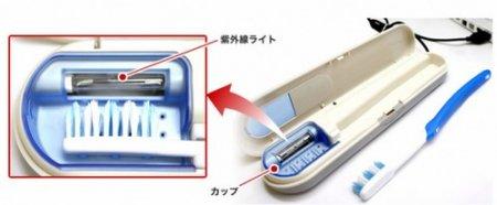 USB-чехол зубной щётки