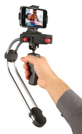 iPhone 3GS Steadicam Smoothee