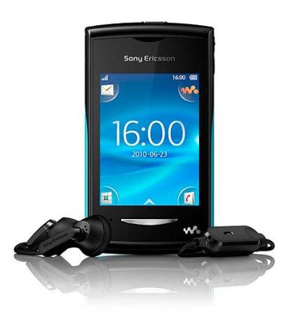 Sony Ericsson Yendo - сенсорность и музыка