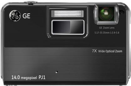 Камера-проектов GE PJ1