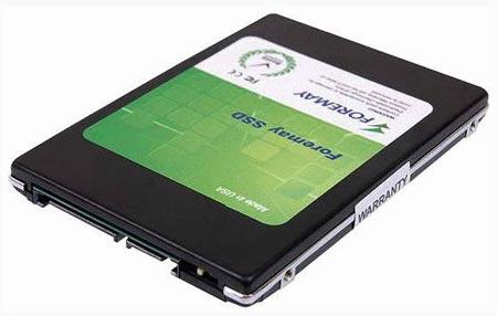 Foremay SSD ещё быстрее с SATA 6 Гбит/с