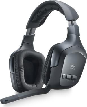 Logitech Wireless Headset F540 с поддержкой мультиисточников