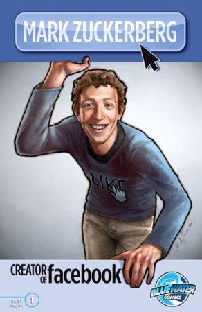 Марк Цукерберг герой комиксов