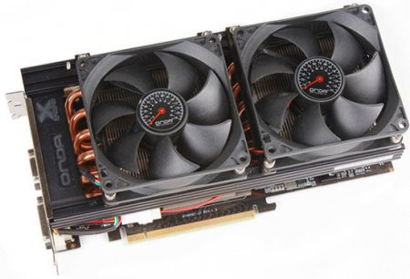 Onda GeForce GTX 550 Ti для любителей мощи