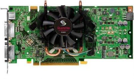 Видеокарта Leadtek WinFast PX8800 GT ZL с кулером Zalman
